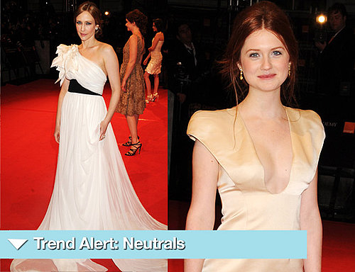 Photos of Stars at the 2010 BAFTA Awards