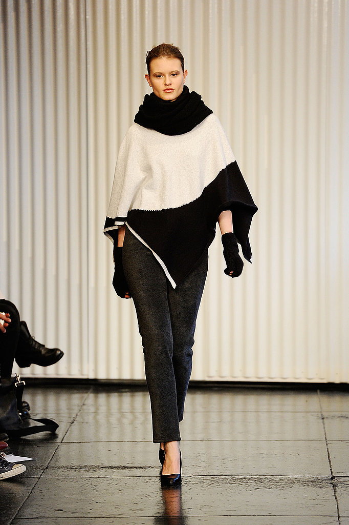 New York Fashion Week: Yeohlee Fall 2010