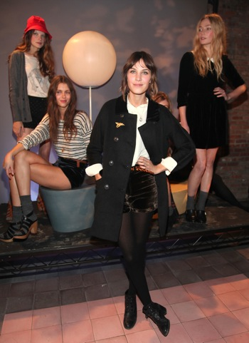 Fab Exclusive! Alexa Chung&#039;s Madewell Collection