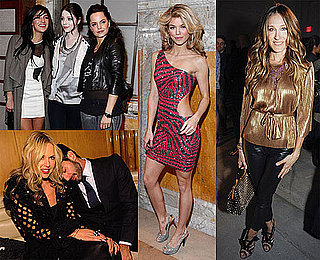 Photos of Sarah Jessica Parker, Rachel Zoe, And Marc Jacobs at 2010 New York Fall Fashion Week
