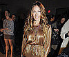 Slide Photo of Sarah Jessica Parker at Halston in Fashion Week