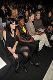Photos of Fashion Week Tuesday