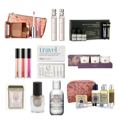 Ten Travel Beauty Buys for Summer 2010