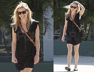 Photos of Reese Witherspoon Smiling in LA Amid Rumors of Things Getting Serious With Agent Jim Toth