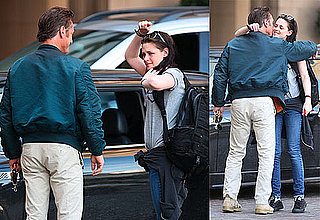 Photos of Kristen Stewart With Her Into The Wild Director Sean Penn in LA