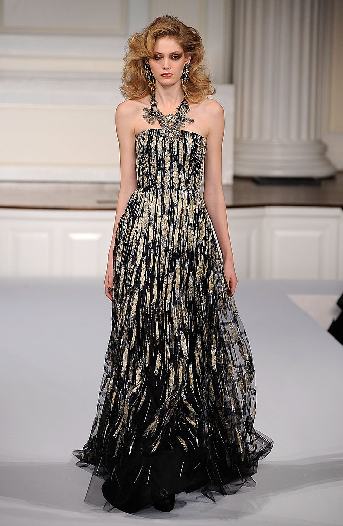 New York Fashion Week, Fall 2010: Oscar de la Renta's Top 10 Looks