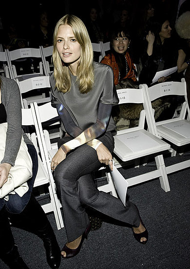 Off-Runway Models at New York Fashion Week Fall 2010!