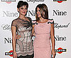 Slide Photo of Penelope Cruz and Marion Cotillard at the Nine Premiere in Paris France