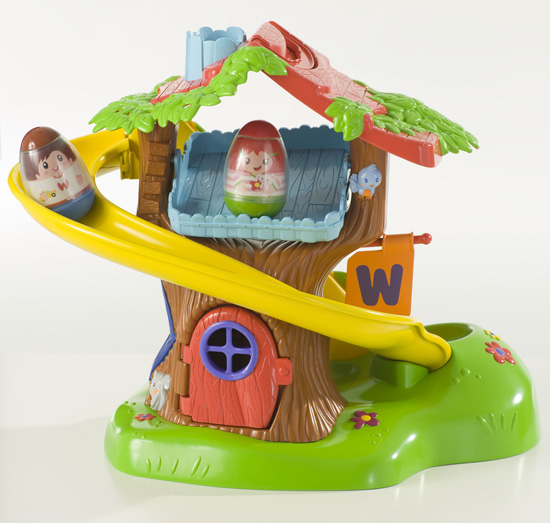 Will you buy the Weebles Treehouse?
