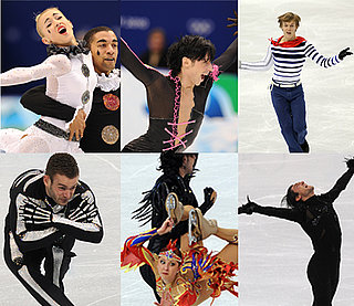 Top 10 Stories From FitSugar With Photos of 2010 Olympics Ice Skating Costumes