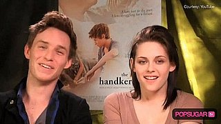 Kristen Stewart on Kissing Robert Pattinson