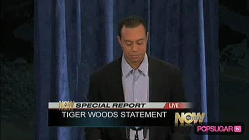 Full Tiger Woods Apology Video
