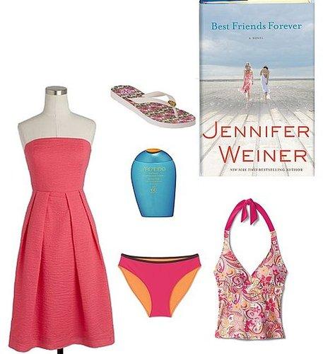 Beach-ready read: Best Friends Forever by Jennifer Weiner