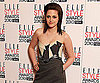 Slide photo of Kristen Stewart at Elle Style Awards