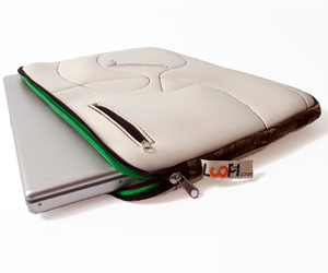 Laptop Sleeves Made From Recycled Material