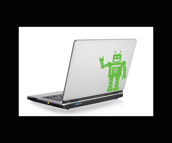 Robot Decal ($10)