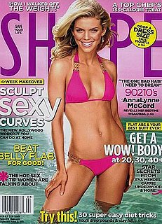 AnnaLynne Talks Health, Exercise, and Diet in March 2010 Shape Magazine