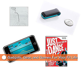 Gadgets, Gear, and Games For Your Fit Life