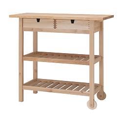 FÖRHÖJA Kitchen Cart