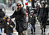 Photos of Sarah Jessica Parker Walking to School With James Wilkie Broderick After Exclusive Interview About Scent SJP NYC