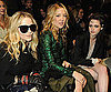 Slide Photo of Kate Hudson, Kristen Stewart, and Mary-Kate Olsen at Burberry Show in London