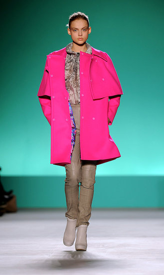 Photos from Matthew Williamson's Autumn Collection 2010