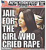 Speed Read! NY Woman Who Lied About Rape Sentenced to Jail