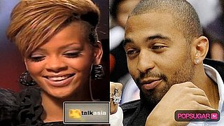 Rihanna and New Boyfriend, Rihanna and LA Dodger, Rihanna and Matt Kemp