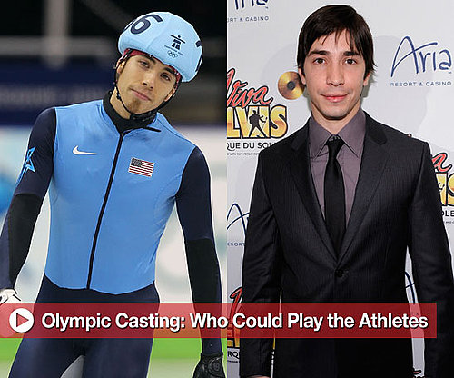 Celebrity Dopplegangers for Shaun White, Lindsey Vonn, Apolo Anton Ohno, Johnny Weir, Bode Miller of the 2010 Olympics