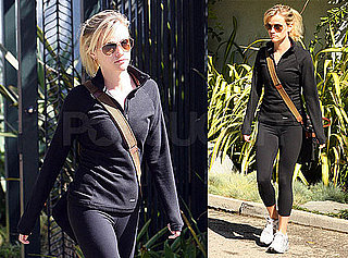 Photos of Reese Witherspoon Working Out in LA