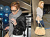 Photos of Hilary Duff Carrying a Fendi Bag as She Runs Errands in LA