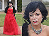 Photos of Lily Allen in Vintage at Goodwood After Argument Row Fight With Courtney Love At NME Awards 2010 2010-02-26 02:25:10