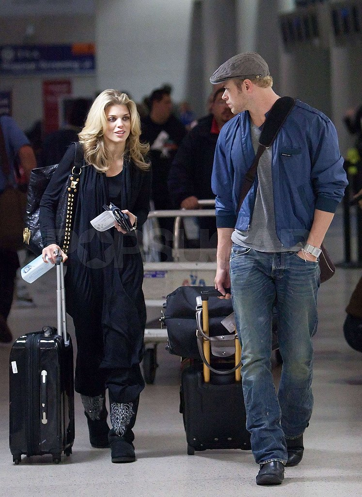 Photos of Kellan and AnnaLynne
