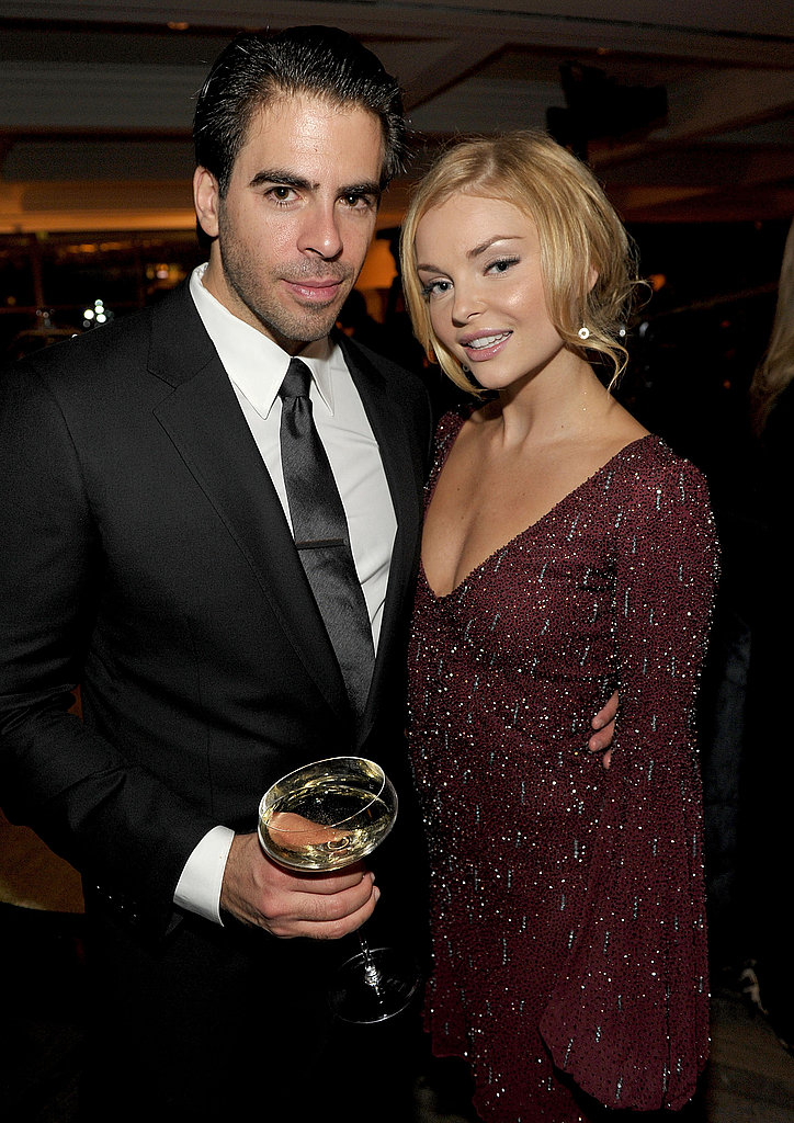 Photos of Pre-Oscar Parties