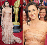 Demi Moore at 2010 Oscars