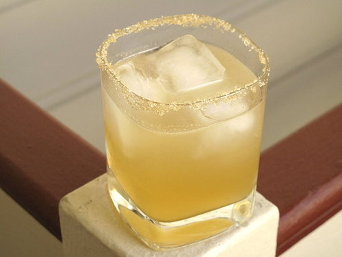 Easy Cocktail Recipe For Sparkling Sidecar