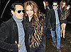 Photos of Jennifer Lopez and Marc Anthony Heading to the Saturday Night Live Afterparty