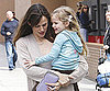 Slide Photo of Jennifer Garner and Violet Affleck Out in Santa Monica Together
