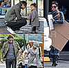 Photos of Halle Berry, Gabriel Aubry, and Nahla in Tiburon, California