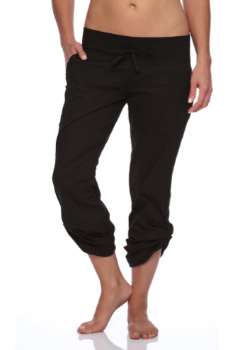 Stretch Poplin Adjustable Pant ($80)