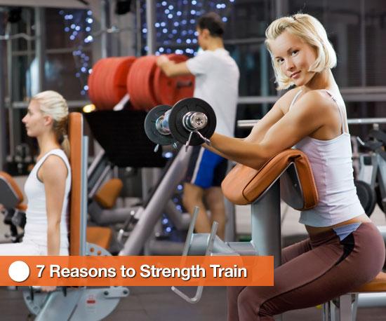 7 Reasons to Strength Train
