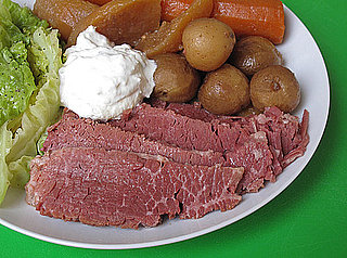 Easy Slow Cooker St. Patrick's Day Recipe For Corned Beef