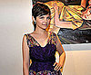 Slide Photo of Ginnifer Goodwin at Art Exhibition