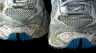 Interpreting Wear Patterns on the Sole of Running Shoes