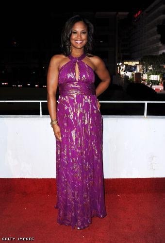 Curvy Fashionista of the Week- Laila Ali