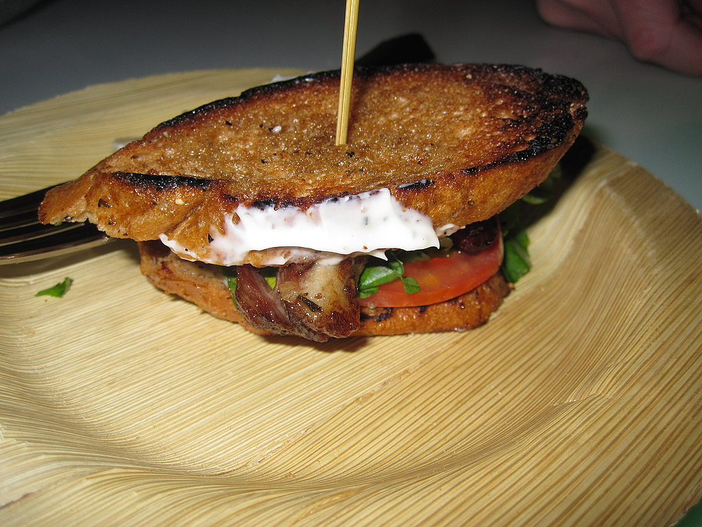 Lamb Belly BLT