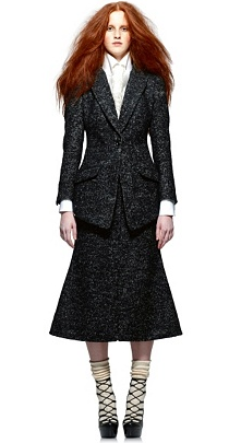 Look Book Love: Alexander McQueen, Pre-Fall '10