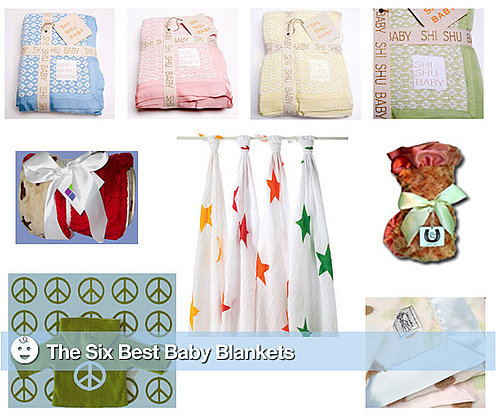 The Six Best Baby Blankets