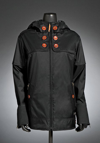 Gretchen Bleiler Lighter Fare Jacket 2.0, black ($220)