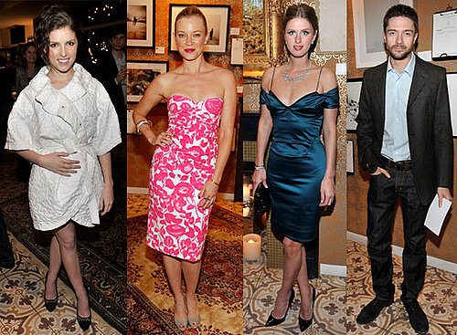 Photos of Anna Kendrick, Amy Smart, Nicky Hilton, Topher Grace at Art of Elysium Pre-Oscars Party 2010-03-05 11:00:00